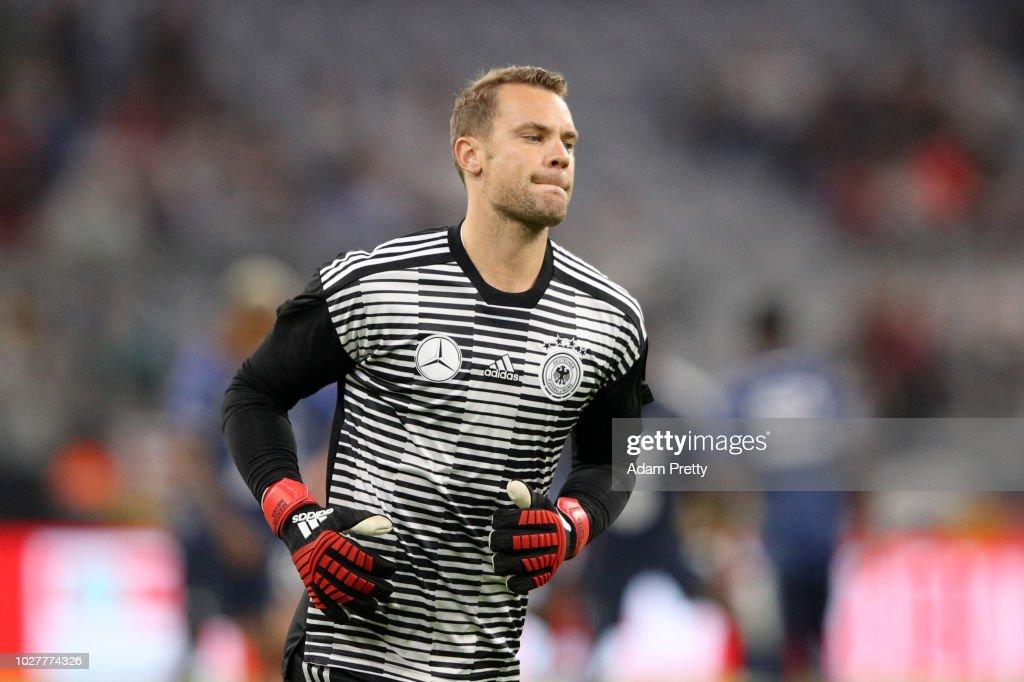Germany v France - UEFA Nations League A : ニュース写真