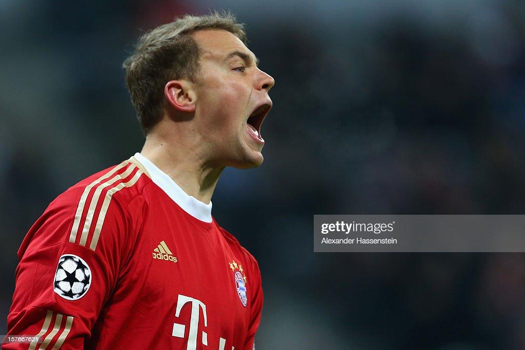 FC Bayern Muenchen v FC BATE Borisov - UEFA Champions League : News Photo