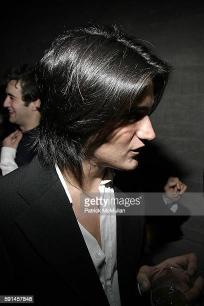 Manuel Norena attends Nathan Ellis' Birthday Celebration at The Garden on May 19 2005 in New York City