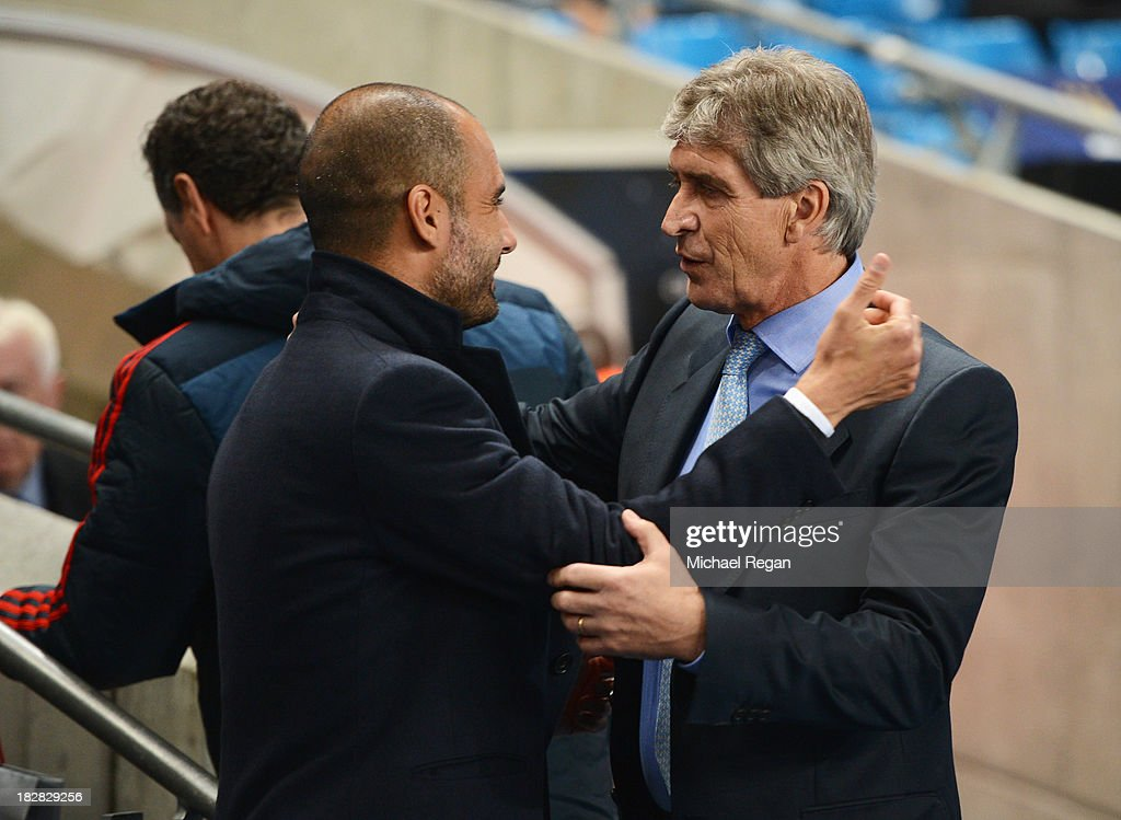 Manchester City v FC Bayern Muenchen - UEFA Champions League : ニュース写真