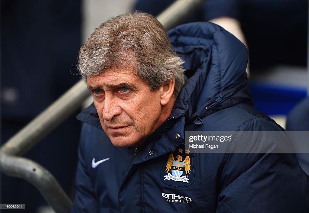 Manchester City v Fulham - Premier League : News Photo