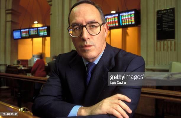 Manuel Pizarro President Madrid Stock Exchange
