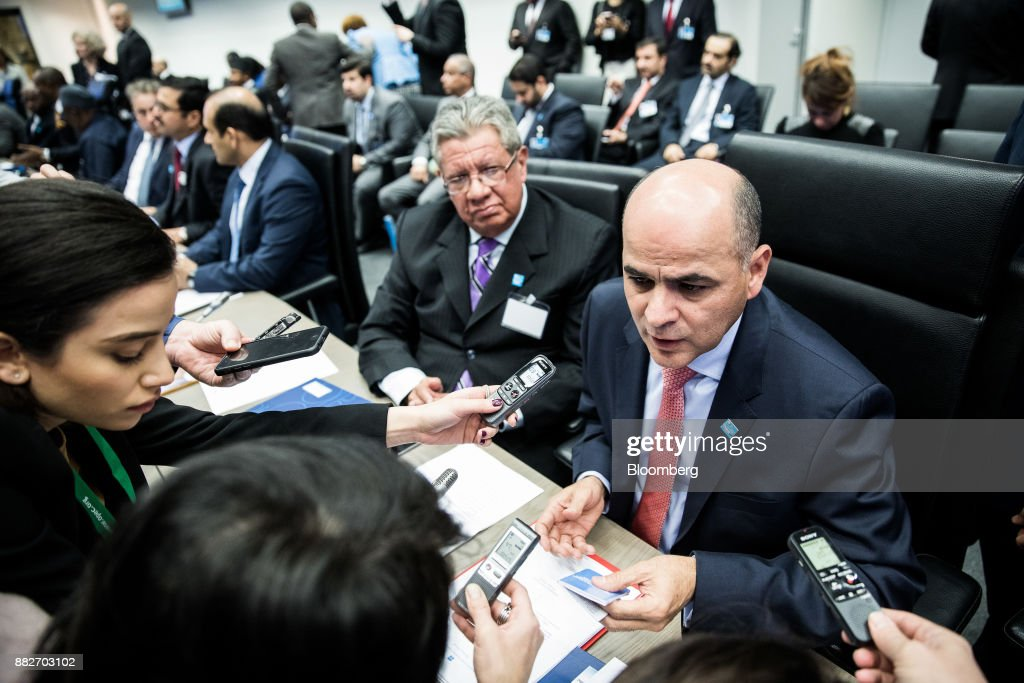 The 173rd Organization Of Petroleum Exporting Countries (OPEC) Conference : News Photo