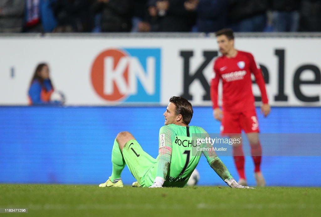Holstein Kiel v VfL Bochum 1848 - Second Bundesliga : News Photo