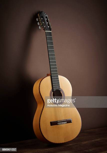 A Manuel Rodriguez Model FF flamenco classical guitar taken on February 3 2017