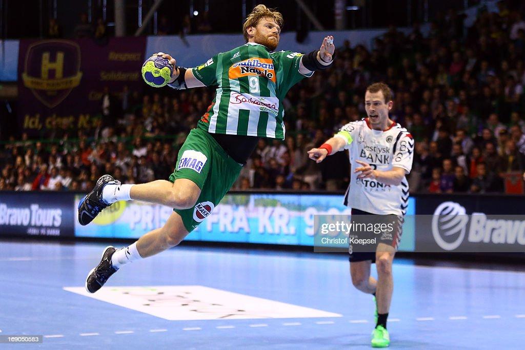 Frisch Auf Goeppingen v Tvis Holstebro -  EHF Cup Third Place Match