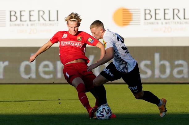 AUT: CASHPOINT SCR Altach v FC Flyeralarm Admira - tipico Bundesliga