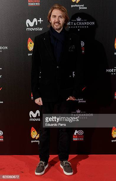 Manuel Velasco attends the 'Hasta el ultimo hombre' photocall at Callao cinema on November 23 2016 in Madrid Spain