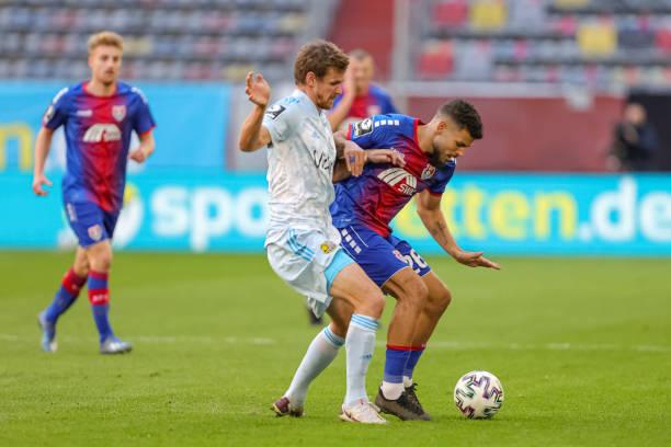 DEU: KFC Uerdingen v 1. FC Saarbruecken - 3. Liga