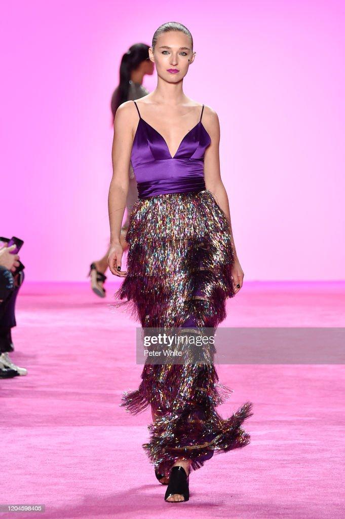 Christian Siriano - February 2020 - New York Fashion Week : Nieuwsfoto's