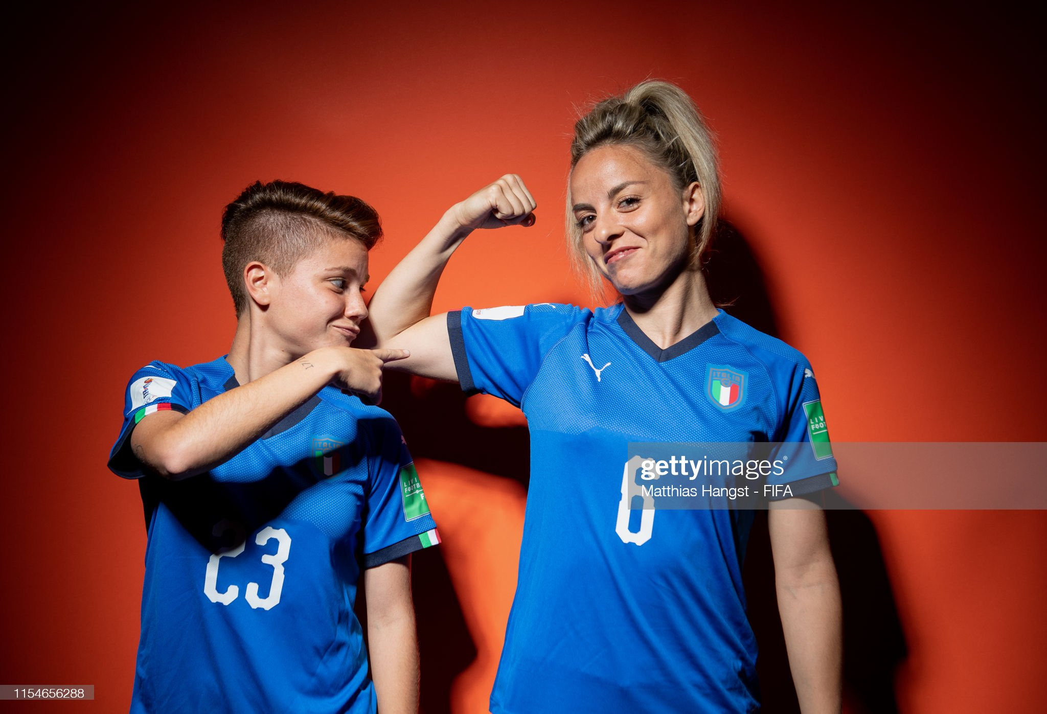 Alternative View Portraits - FIFA Women's World Cup France 2019 : News Photo