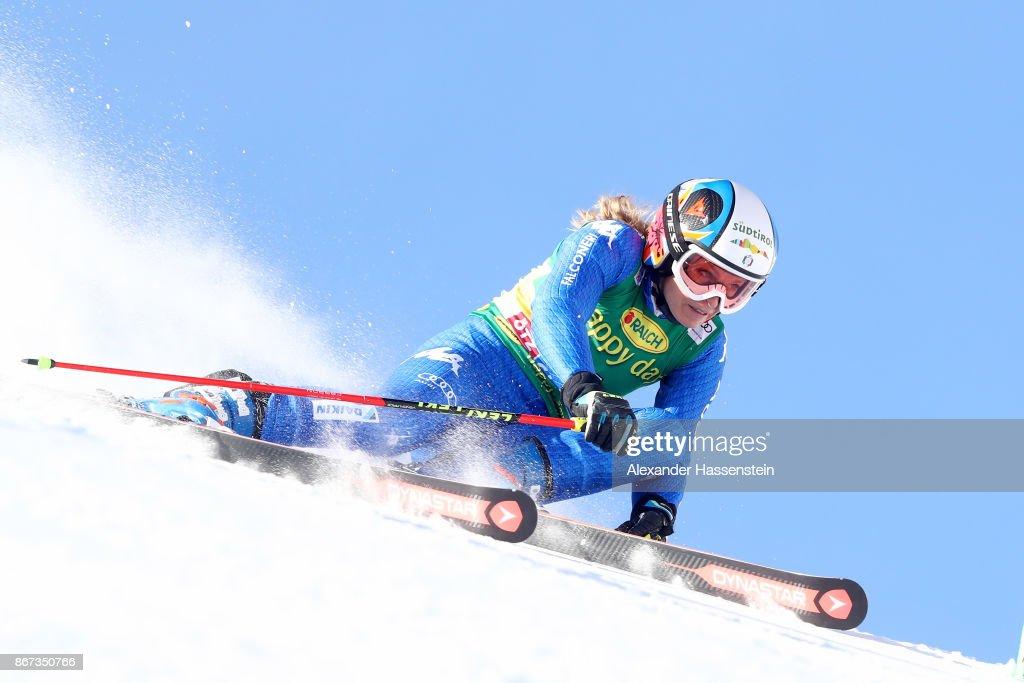 AUDI FIS Ski World Cup Soelden Ladies' Giant Slalom