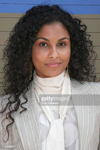 Manuela Testolini during 2007 CARE Awards Presented by the Bizparentz Foundation Portraits at Universal Hollywood Globe Theatre in Universal City CA...