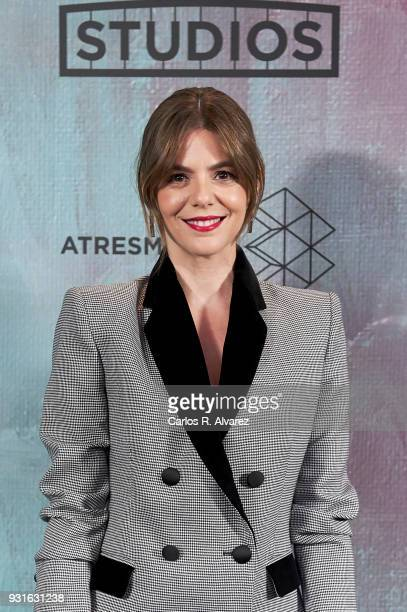 Manuela Velasco attends the Atresmedia Studios photocall at the Barcelo Theater on March 13 2018 in Madrid Spain