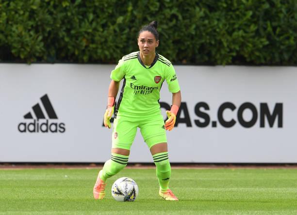 GBR: Arsenal Women v Charlton Athletic Women: Pre-Season Friendly