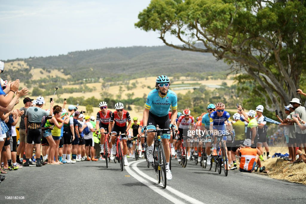 21st Santos Tour Down Under 2019 - Stage 2 : News Photo