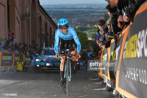 Manuele Boaro of Italy and Astana Pro Team / during the 102nd Giro d'Italia 2019 Stage 1 a 8km Individual Time Trial from Bologna to San LucaBologna...