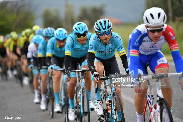 Manuele Boaro of Italy and Astana Pro Team / during the 102nd Giro d'Italia 2019, Stage 4 a 235km stage from Orbetello to Frascati 319m / Tour of...