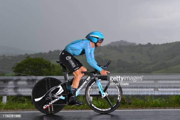 Manuele Boaro of Italy and Astana Pro Team / during the 102nd Giro d'Italia 2019 Stage 9 a 348km Individual Time Trial from Riccione to San Marino...