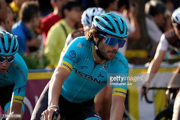Manuele Boaro of Italy and Astana Pro Team / during the 7th Tour de France Saitama Criterium 2019 / @LeTour / on October 27, 2019 in Saitama, Japan.