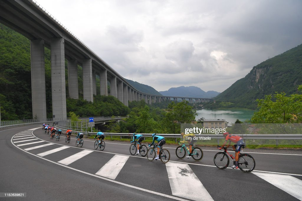 102nd Giro d'Italia 2019 - Stage 18 : News Photo