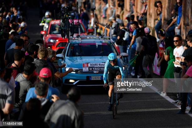 Manuele Boaro of Italy and Astana Pro Team / Public / Fans / Landscape / during the 102nd Giro d'Italia 2019 Stage 1 a 8km Individual Time Trial from...