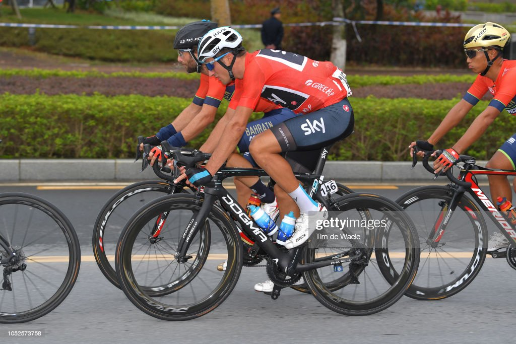 2nd Tour Of Guangxi 2018 - Stage Five : News Photo