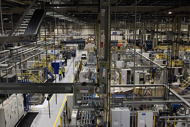 Operations Inside The Fuyao Glass Facility As China Rises ...