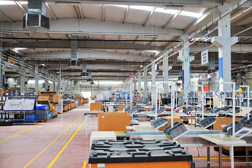 Manufacturing factory 1134195249