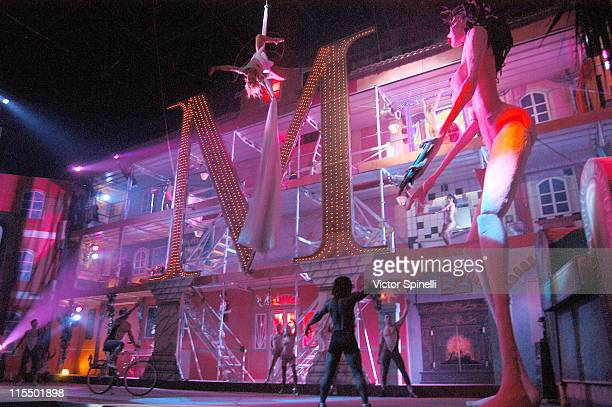 Manumission show during Manumission Week 3 The Story of MThe Largest Party In The World at Privilege in Ibiza Ibiza Spain