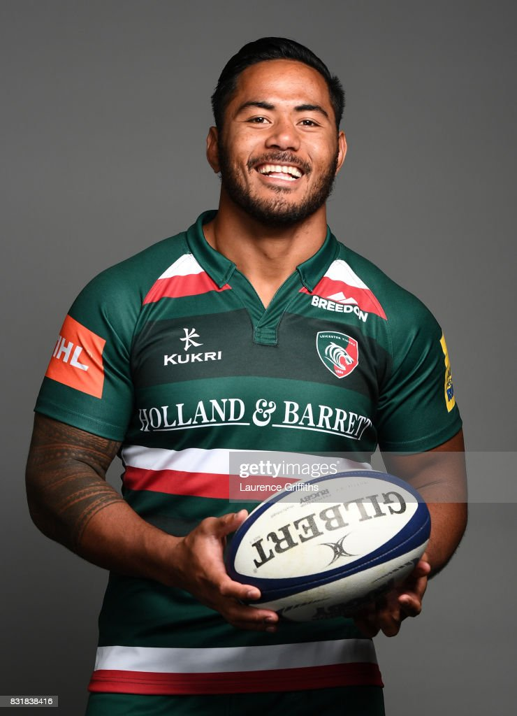 Leicester Tigers Photocall