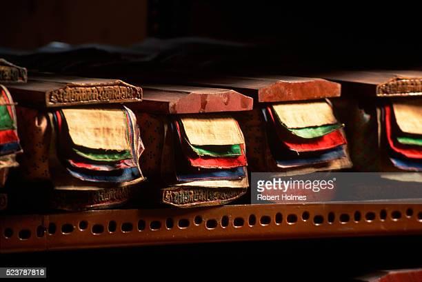 Manuscript Scrolls in National Library