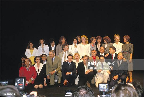 Many actors and actresses such as Gerard Depardieu Charles Aznavour JeanClaude Brialy Charles Denner JeanPierre Leaud Jacqueline Bisset Catherine...