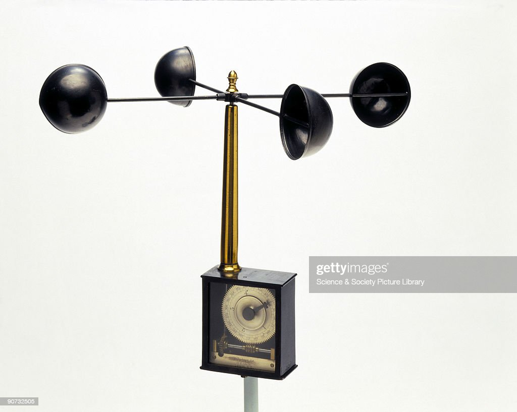 Many Forms Of Anemometer Have Been Devised To Measure Wind Force  But    News Photo