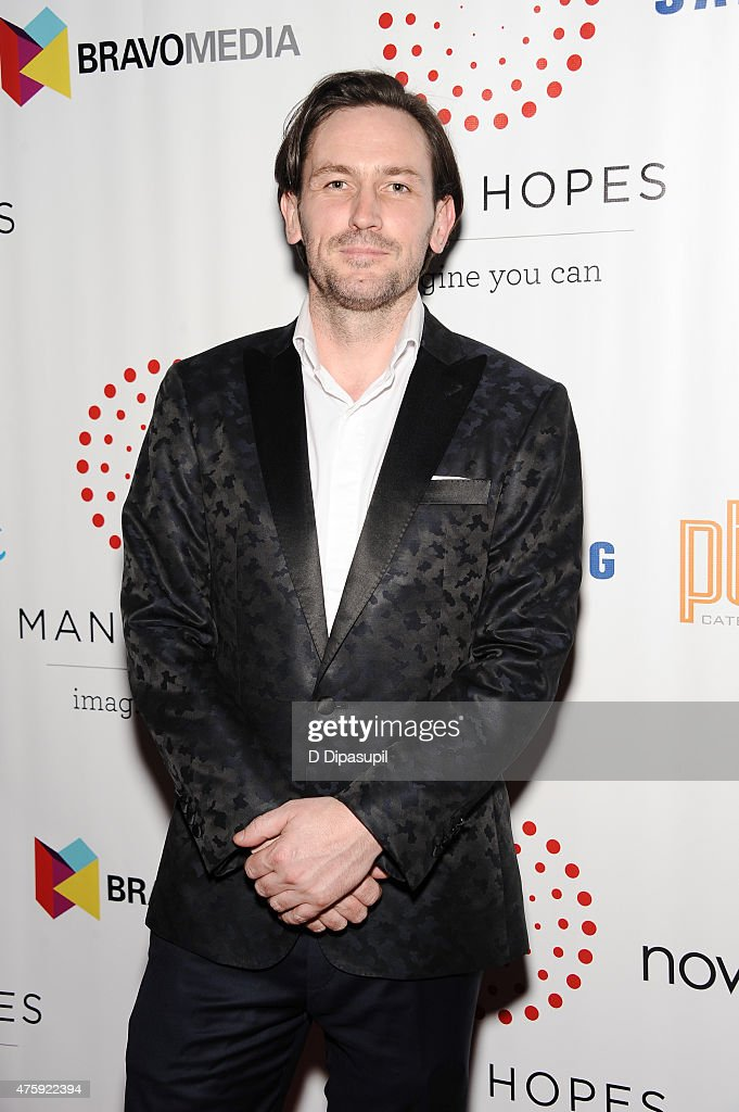 Many Hopes founder Thomas Keown attends the 4th Annual Discover Many Hopes Gala at The Angel Orensanz Foundation on June 4, 2015 in New York City.