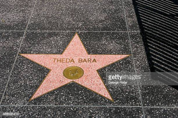 Many of the stars along the Hollywood Walk of Fame are falling into disrepair on March 23 2015 in Hollywood California Millions of tourists flock to...