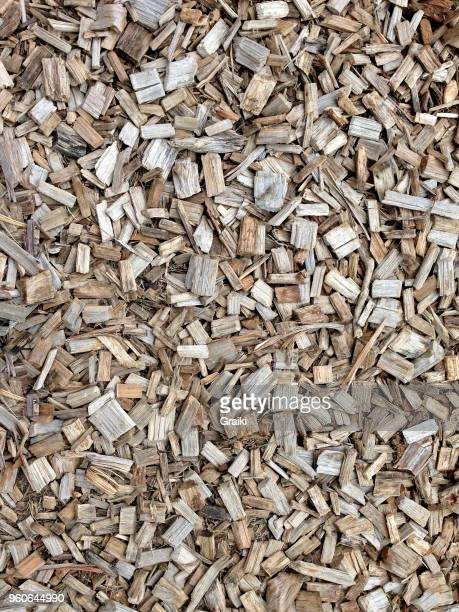 Many pieces of wood on the floor