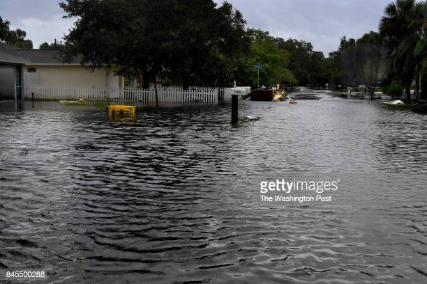 Many streets in the Bonita Springs area were flooded by midmorning on Sunday A Sunday morning tour of the area around Bonita Springs and Estero...