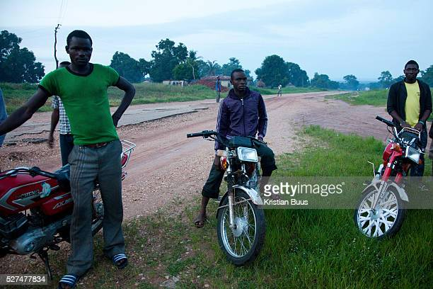 Many young men work as motor bike taxis Benue state has got one of the highest HIV prevalence in Nigeria and EVA aim to target vulnerable children...
