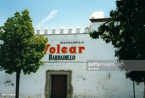Manzanilla sherry bodega Barbadillo, San Lucar De Barrameda, Cadiz, Spain