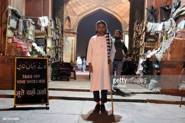 Manzoor Ahmed works as a Volunteer Gate Keeper at Jamia Masjid since past 12 years Masjidi JahnNum commonly known as the Jama Masjid of Delhi is one...