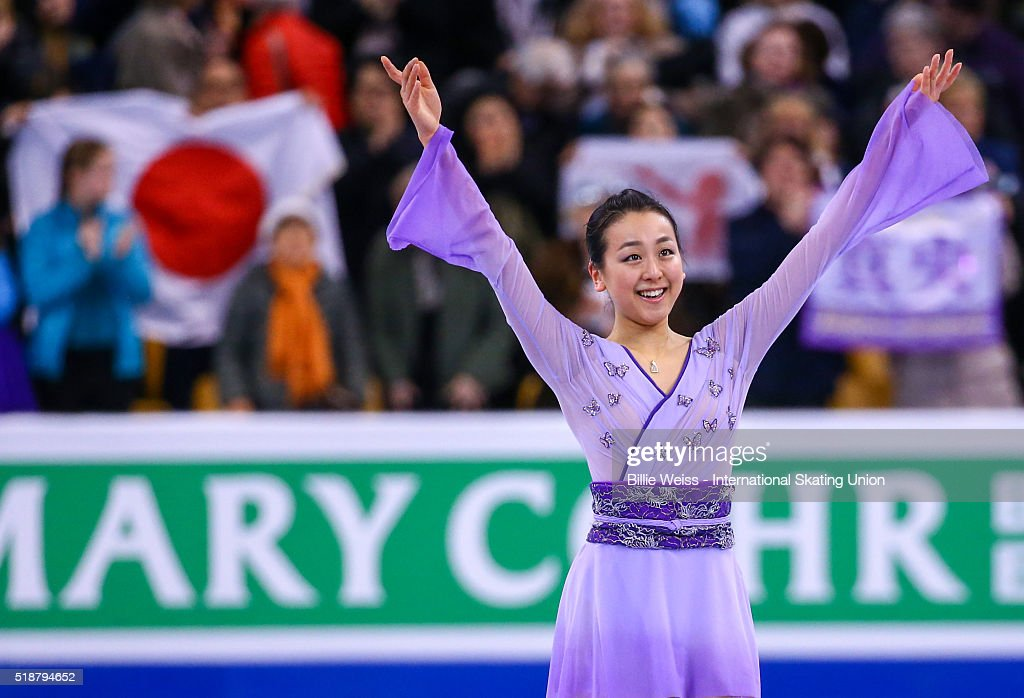 ISU World Figure Skating Championships 2016 - Day 6 : News Photo