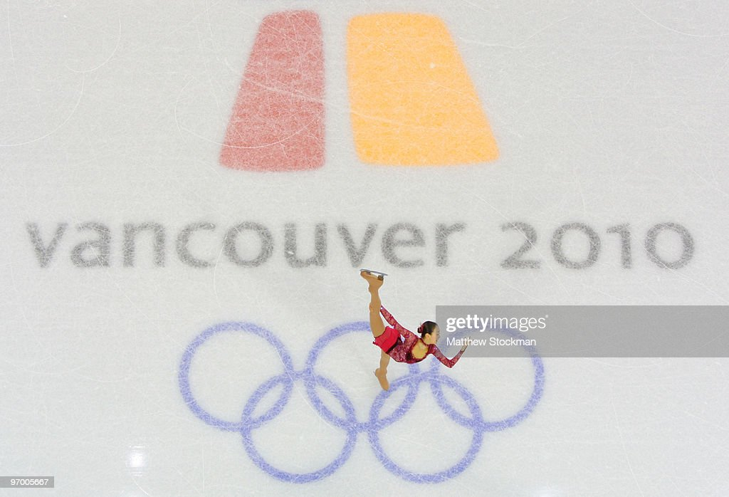 Mao Asada of Japan competes in the Ladies Short Program Figure Skating on day 12 of the 2010 Vancouver Winter Olympics at Pacific Coliseum on February 23, 2010 in Vancouver, Canada.