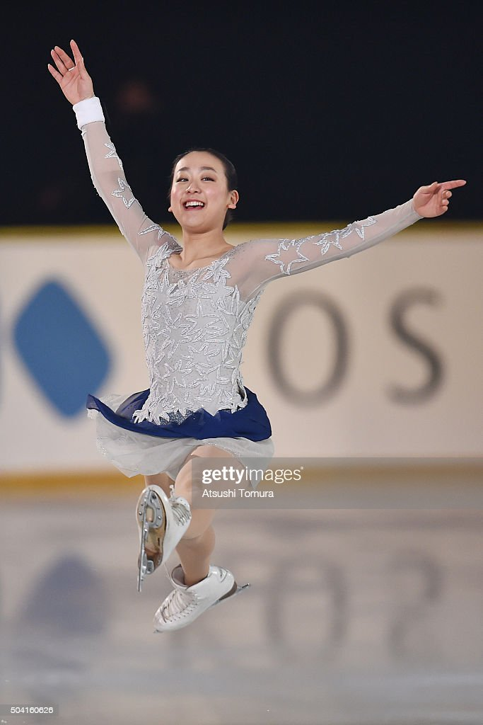 NHK Special Figure Skating Exhibition : News Photo
