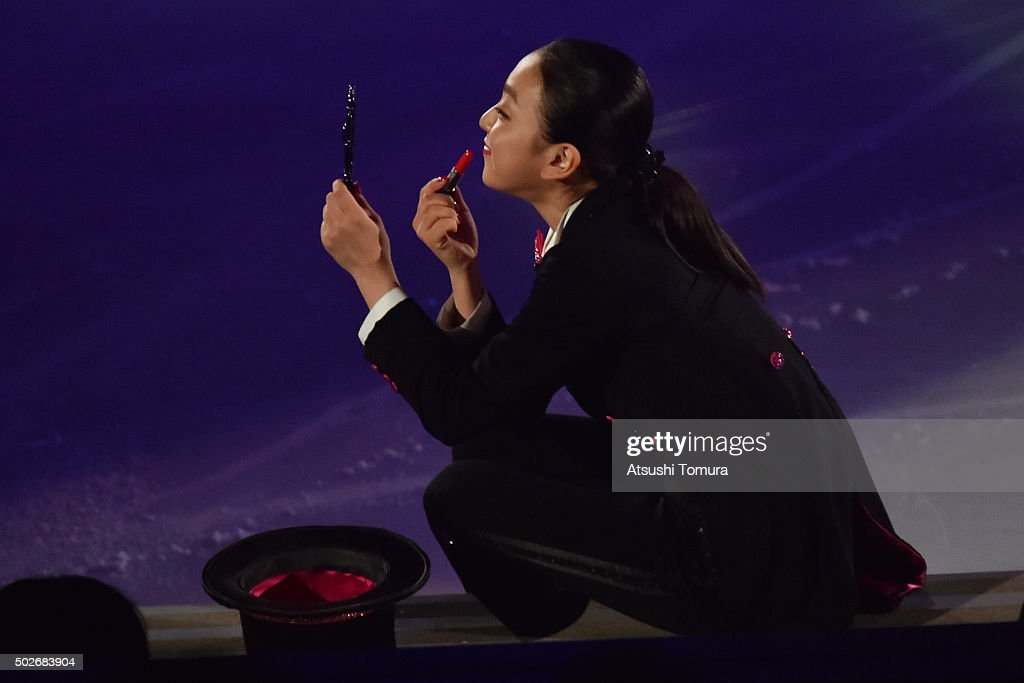 2015 Japan Figure Skating Championships - Day 4 : News Photo