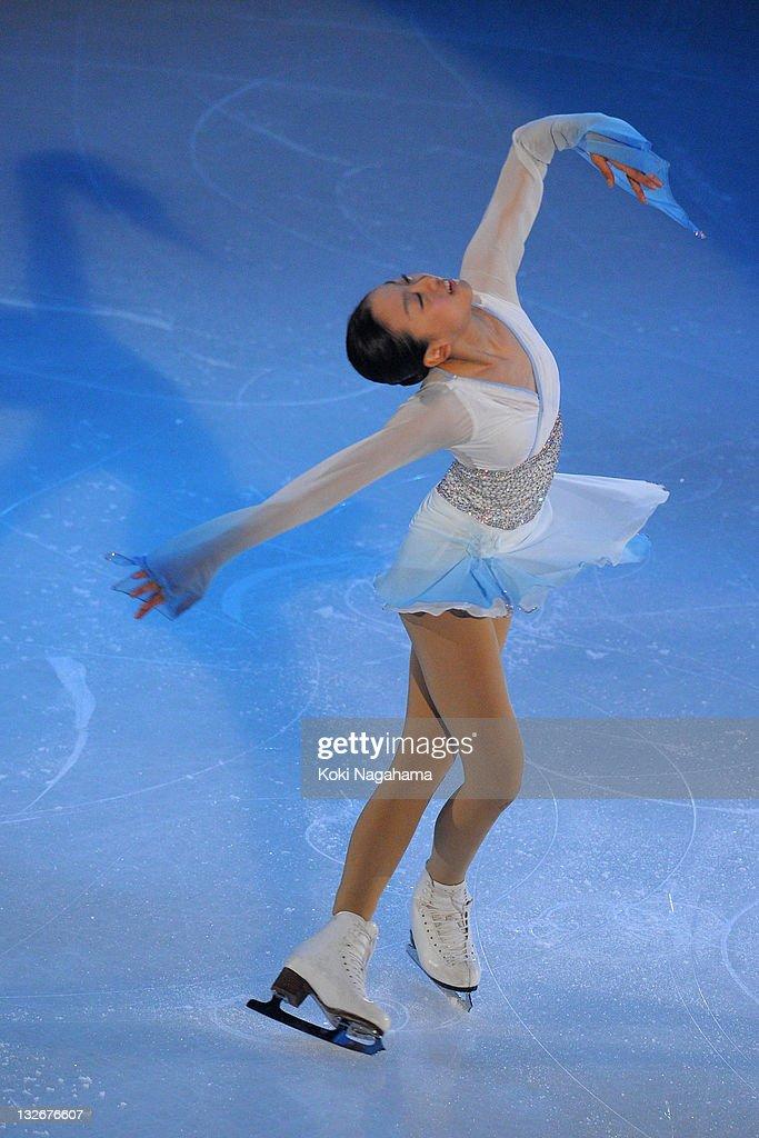 NHK Trophy - Day 3 : ニュース写真