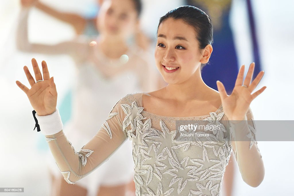 NHK Special Figure Skating Exhibition : ニュース写真