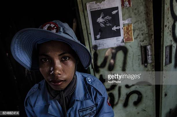 Mao Sophea 25 has been working as a deminer in Cambodia with the Cambodia Mine Action Centre for the last 5 years, she will soon be a fully operation...