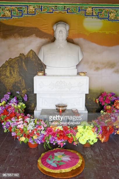 Mao Ze Dong and wife were accomadated there and a memorial has been erected Lama rite Tayuan temple Wutai shan one of the most ancient and renowned...