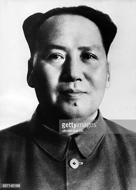 Mao Ze Dong Politician Chairman of the Communist Party of China People's Republic of China before 1960